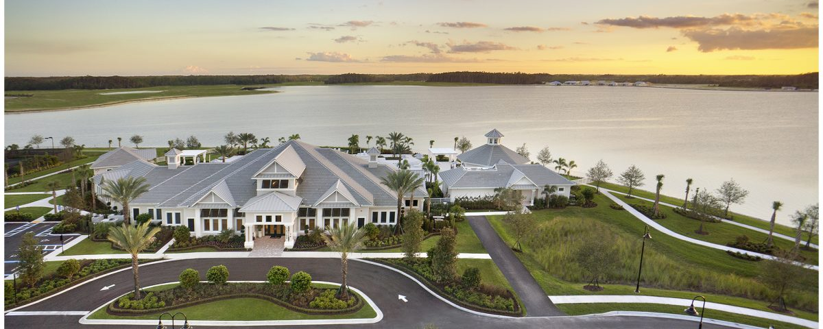 Corkscrew Shores Lake Views